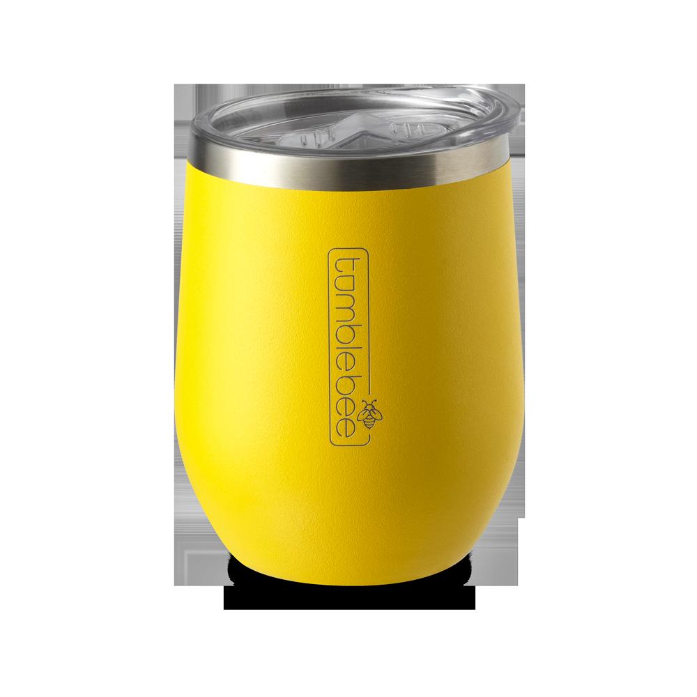 Tumblebee Unsplash Lemon hőtartó termoszpohár
