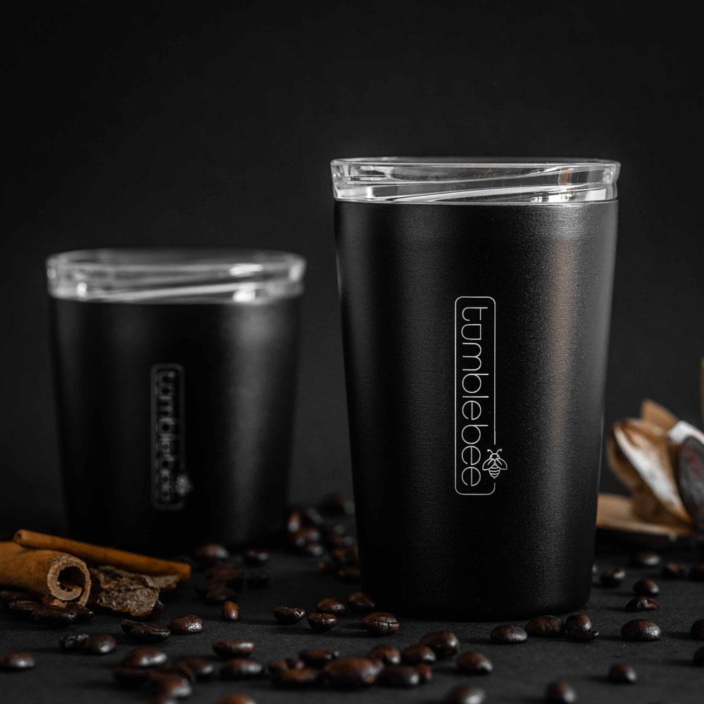 Tumblebee Vertic Dark kávéspohár