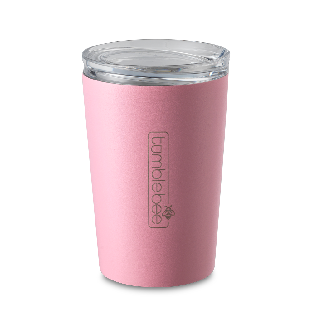 Tumblebee Vertic Pink kávéspohár